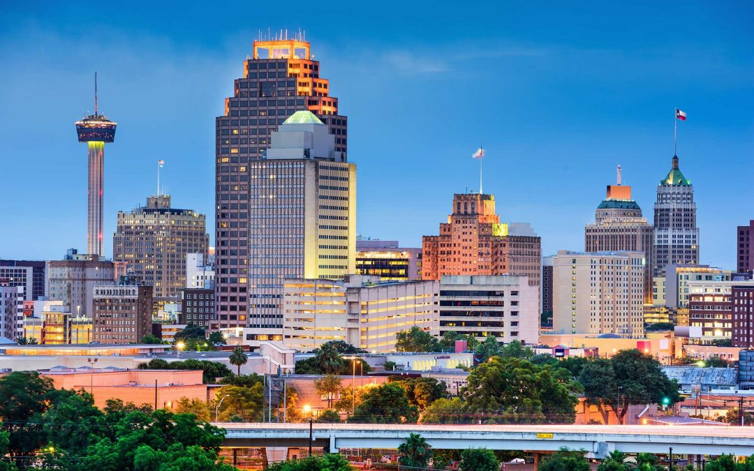 San Antonio Tops Fastest-Growing Large Cities List