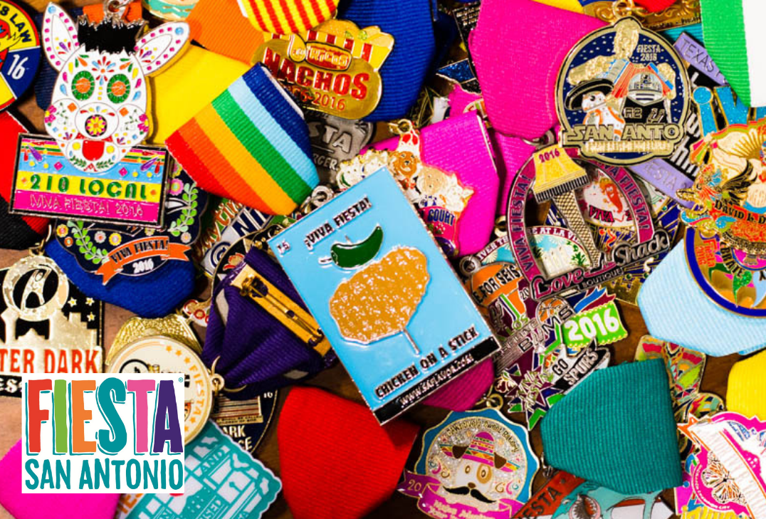 300 Reasons to Love San Antonio: #32 – Fiesta Bling!