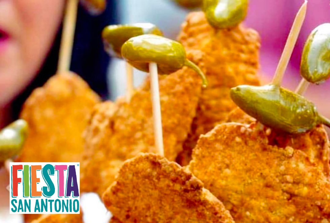 300 Reasons to Love San Antonio: #33 – Chicken on a Stick
