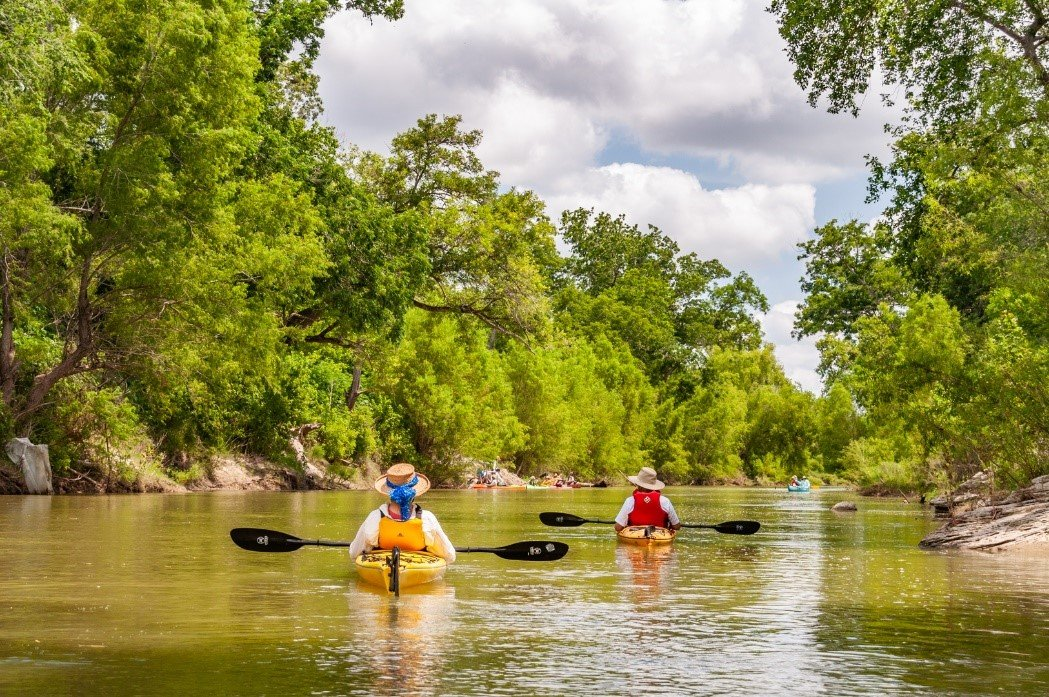 300 Reasons to Love San Antonio: #64 – Kayaking on the River