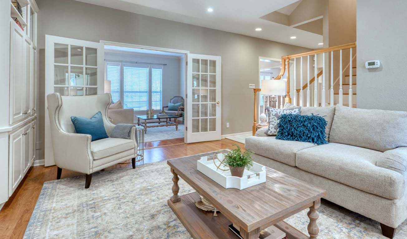 How Home Staging Helps Land the Sale
